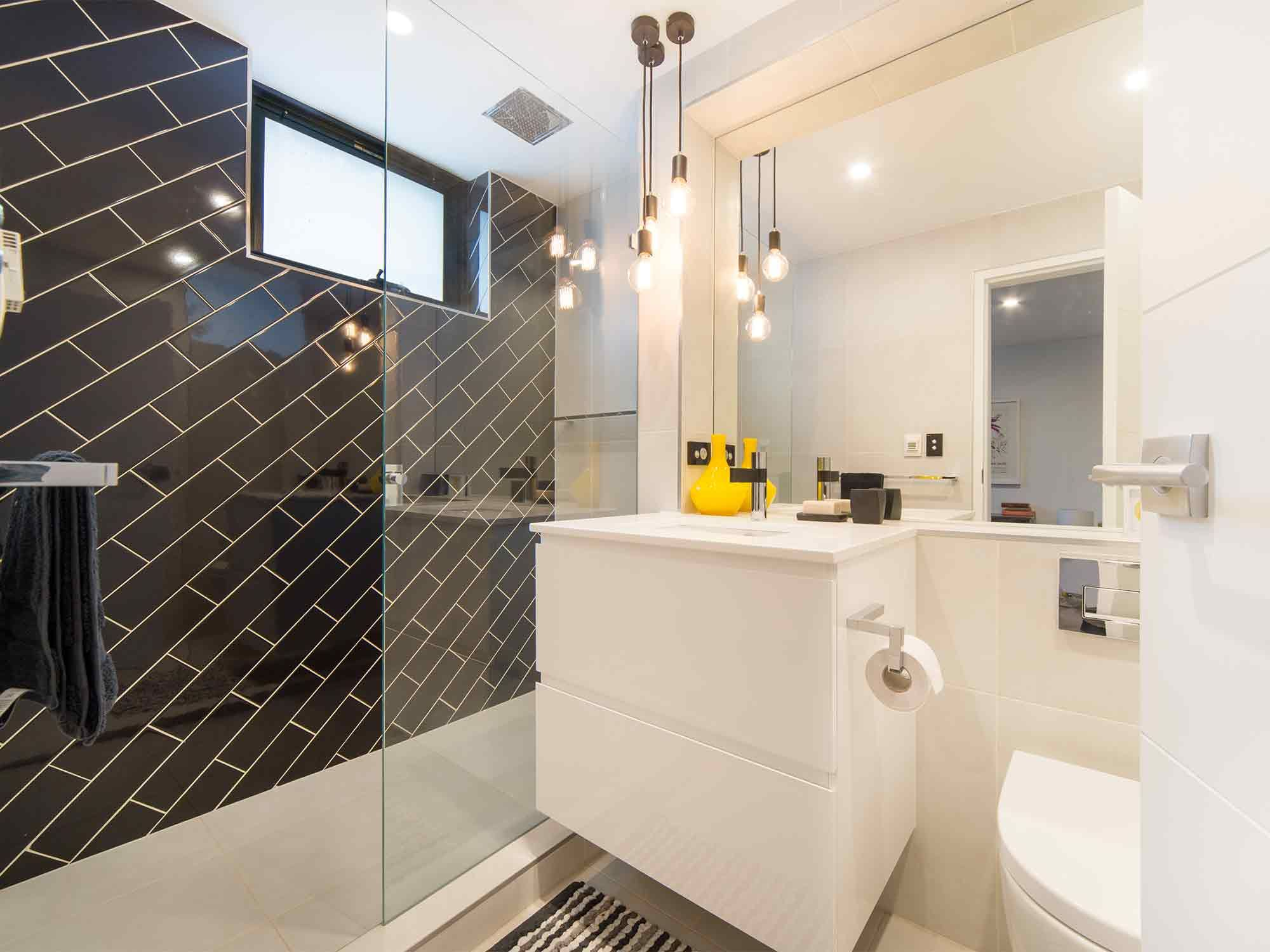 Image result for small ensuite designs | HOME RENOS | Pinterest