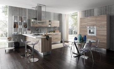 italian kitchen cabinets by effequattro cucine model city