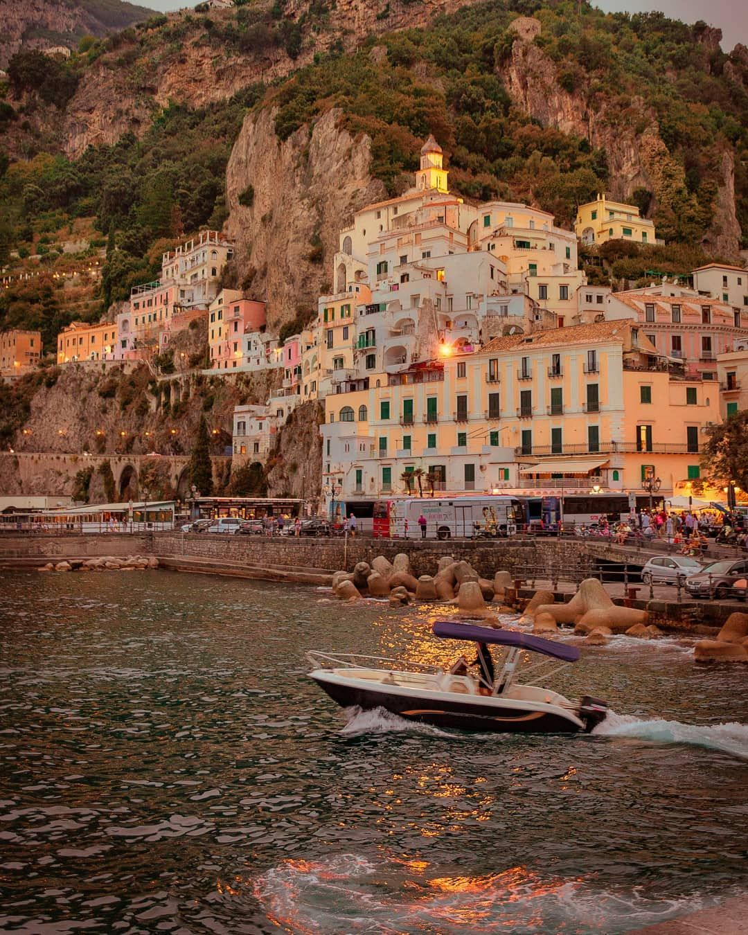 Amalfi, Italy #travelbugs