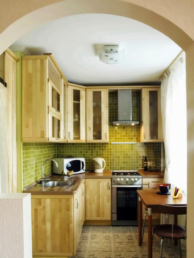 Kicsi Konyha Nagy Kihívás 10 Szuper Ötlet  Inspiráló Otthonok Glamorous Design Of Kitchen Decorating Design