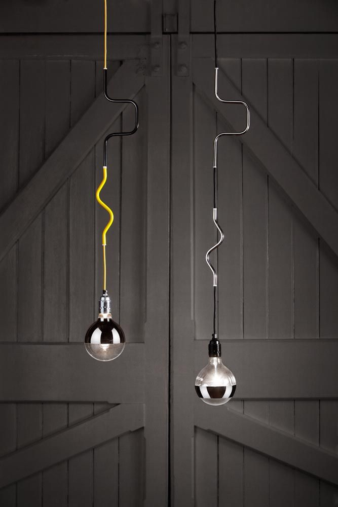 Volker Haug - Cable Jewellery pendant lights