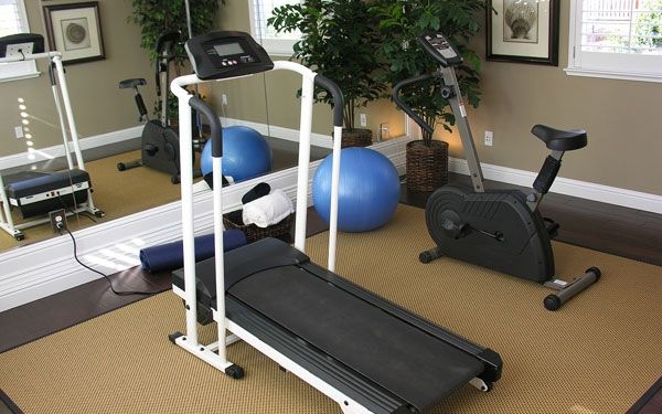 Small home gym ideas free decorating