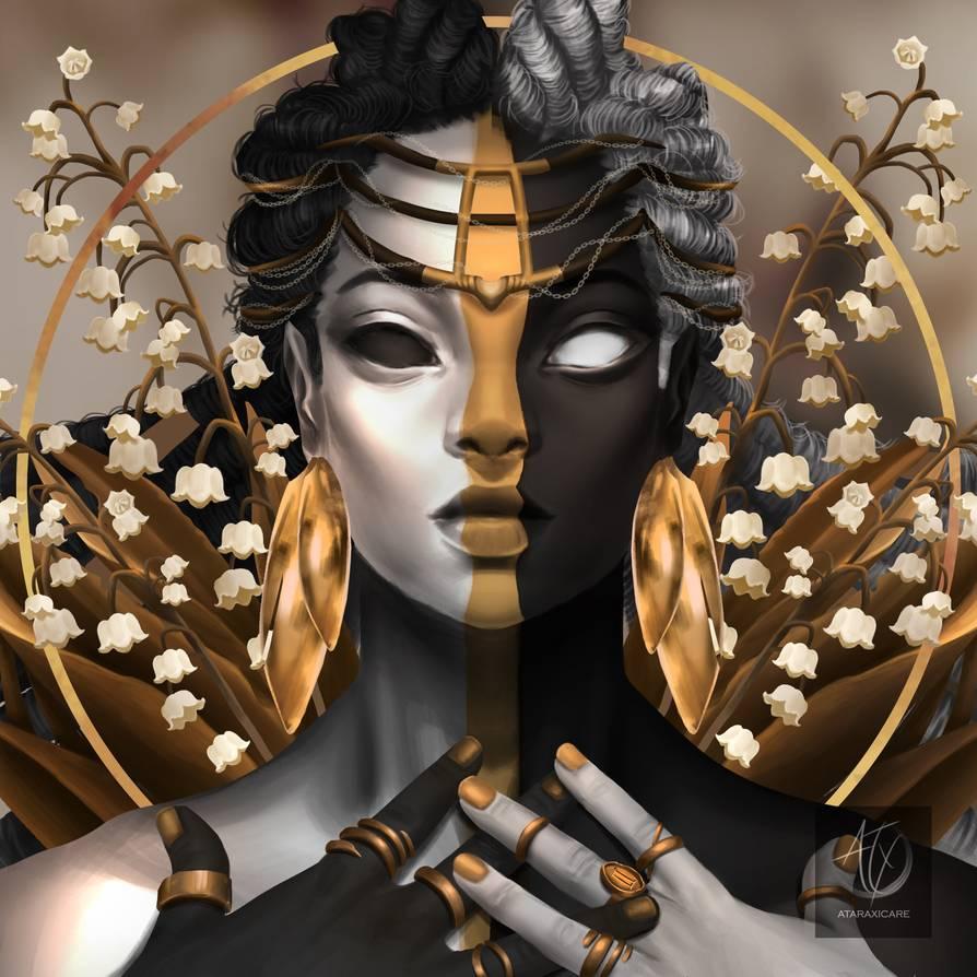Horoscope Deity - Gemini By Saiyre On DeviantArt