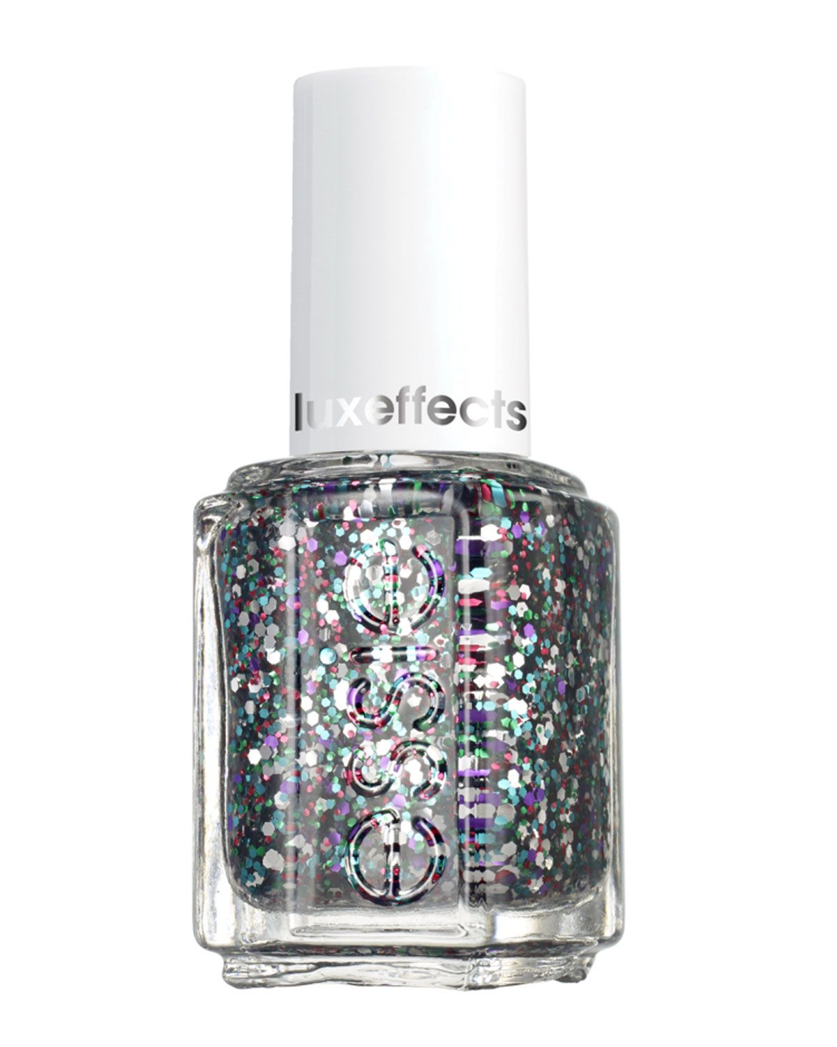 Essie - Jazzy Jubilant Luxe Effects Nail Polish --> Clear Luxe ...