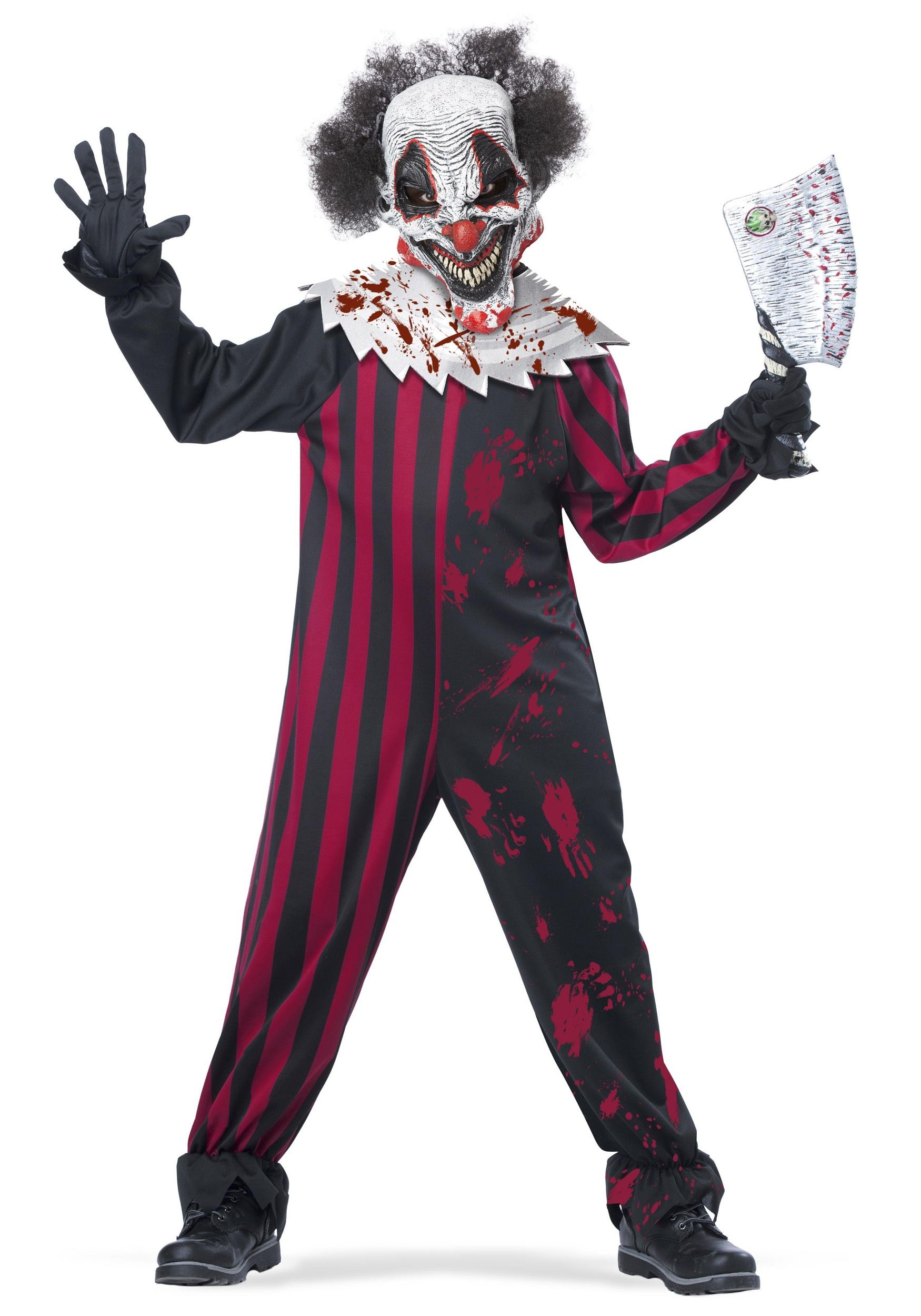boys killer clown costume | halloween costumes in 2018 | pinterest