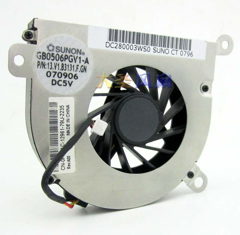 Original For Sunon Gb0506pgv1 A Dc5v 0 34a Laptop Cooling Fan
