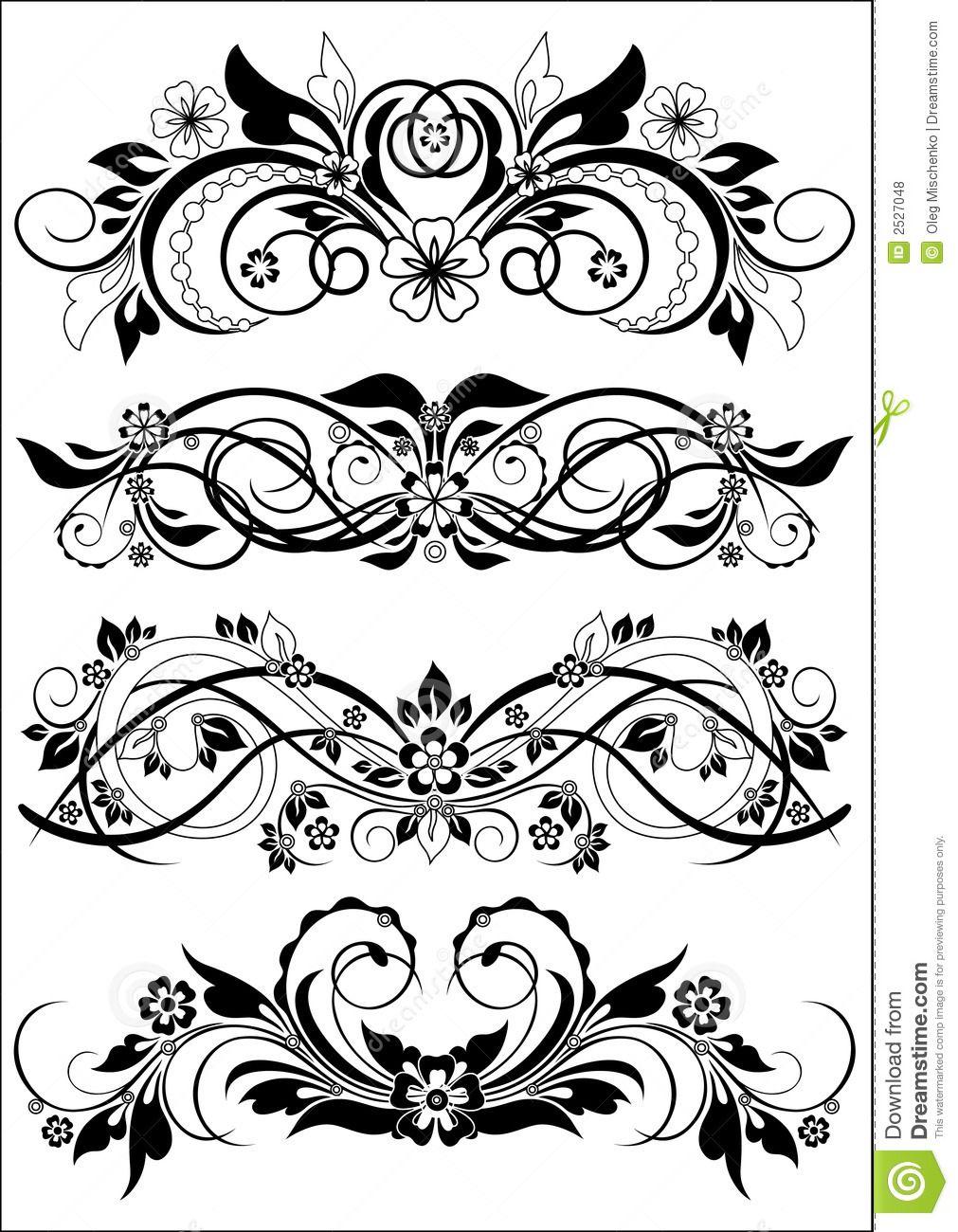 Decorative Patterns Cool Design Ideas