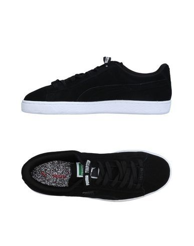 8fd7596359f8 PUMA x TRAPSTAR Men s Low-tops   sneakers Black 11.5 US