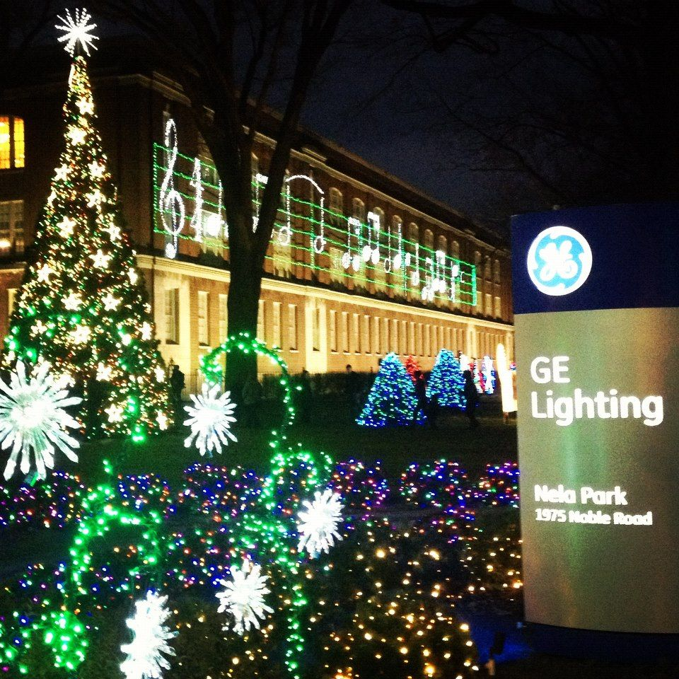 Ge Lighting Welcomed December With The 88th Annual Holiday