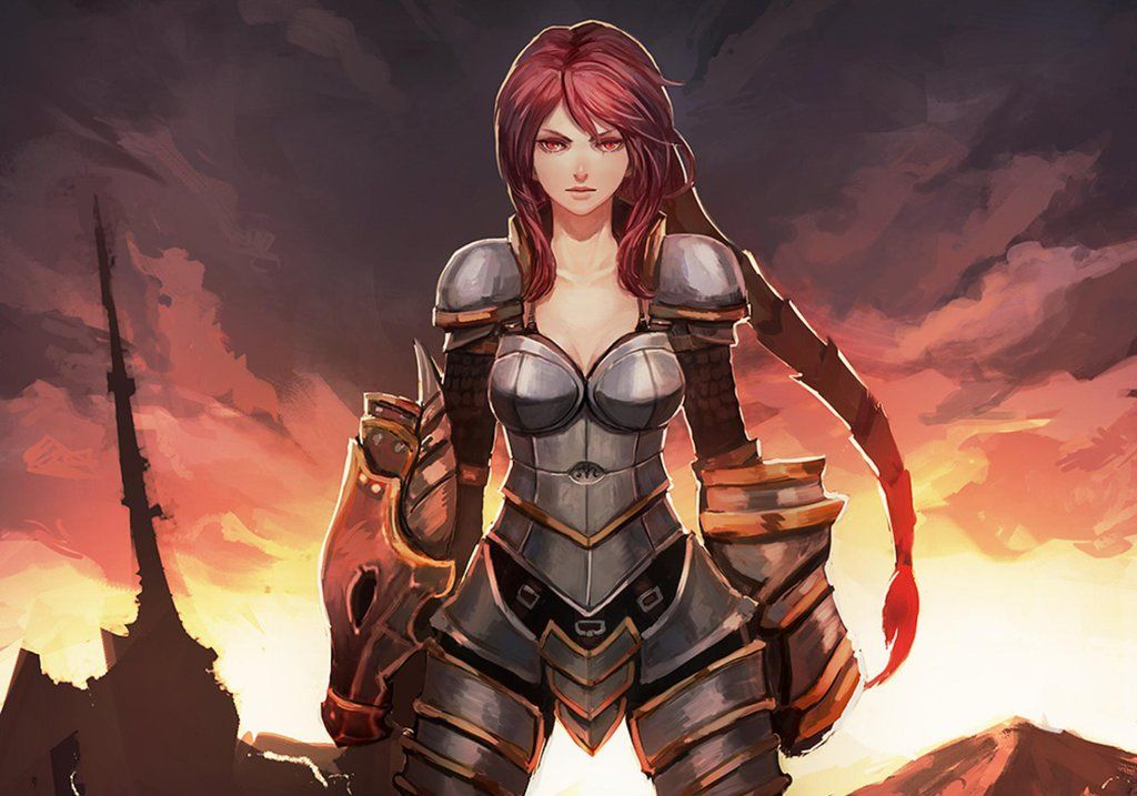 Image Result For Ironscale Shyvana Fan Art Shyvana In 2019