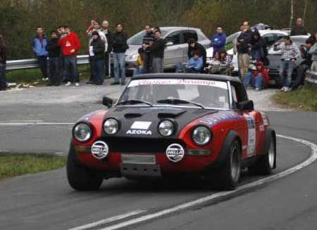 Fiat 124 Spider Rally With Images Fiat Spider Fiat Sport