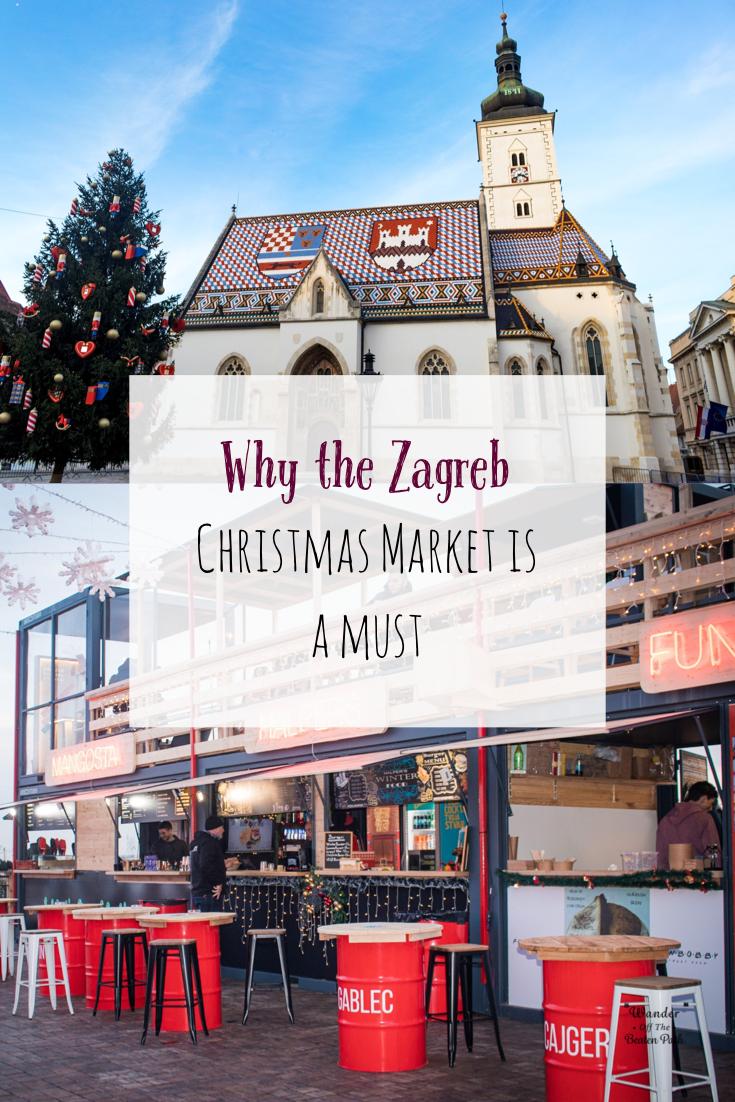 Zagreb Christmas Market Christmas Markets Europe Christmas Market Holiday Travel