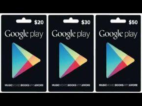 Cara Hack Google Play - Google Play Gift Card Giveaway 2016 - http://
