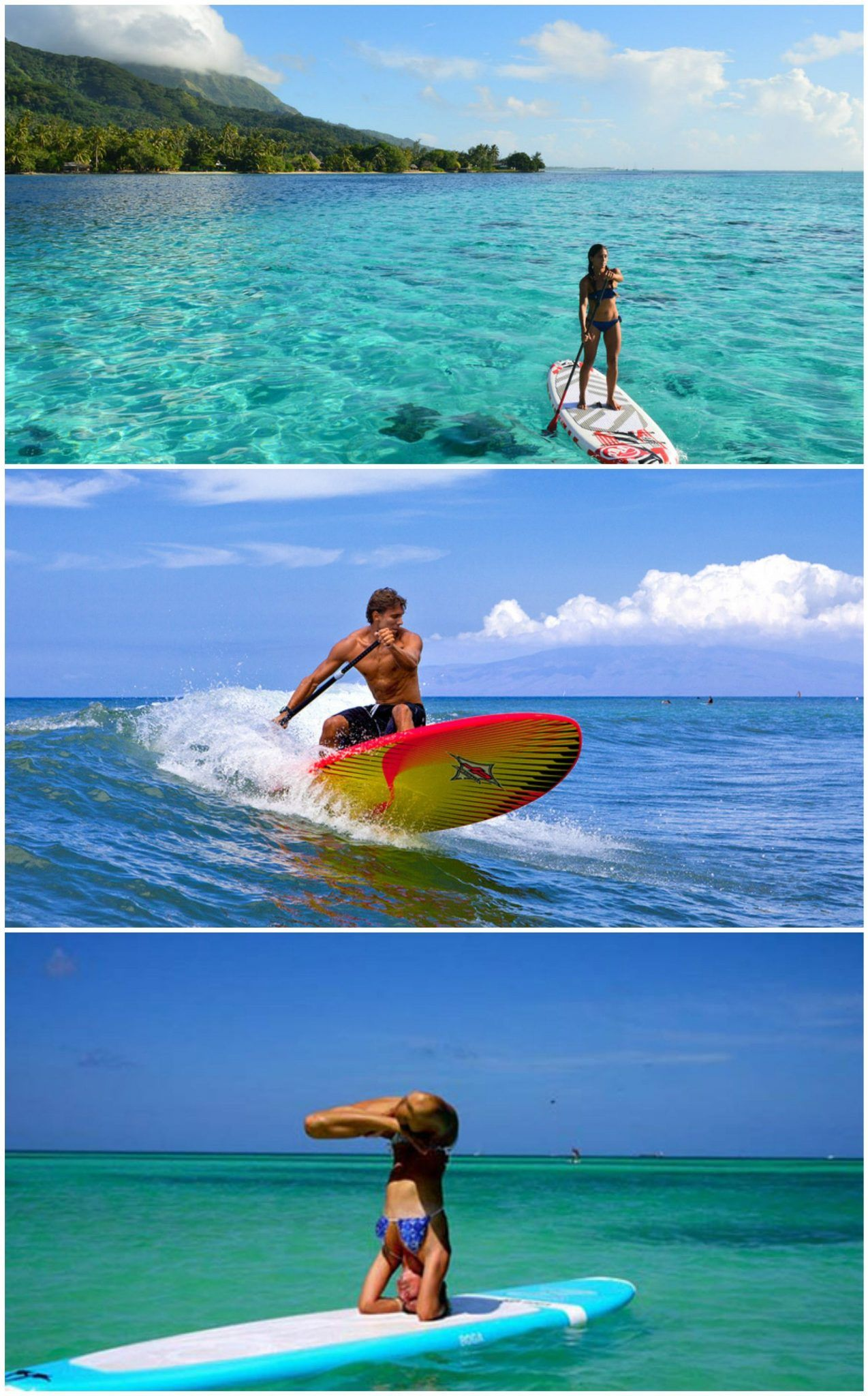 Travesia surf yoga