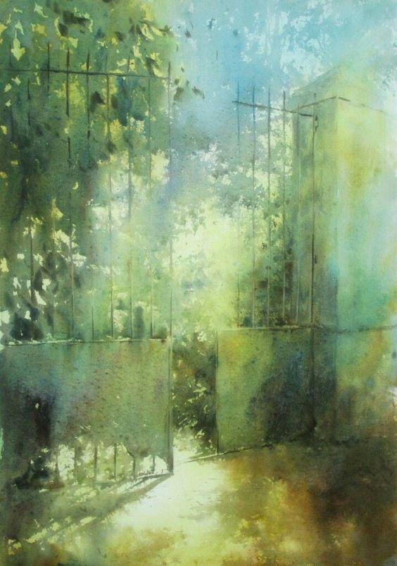 絵画 おしゃれまとめの人気アイデア Pinterest たば 水彩風景