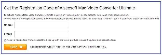Aiseesoft Mac Video Converter Ultimate Full Version License Key