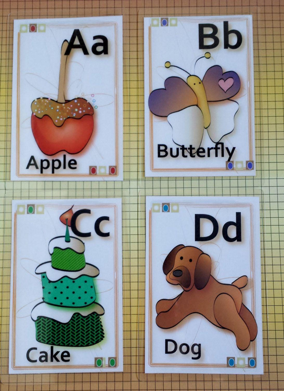 Baby flashcards large flashcards for baby laminated
