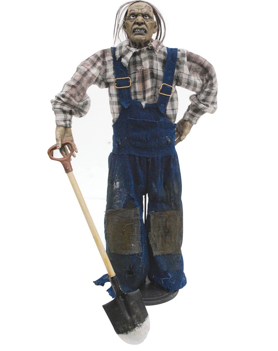 Results 181 240 of 644 for indoor halloween decorations - Grave Digger Clem Halloween Decorations
