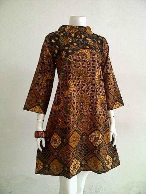 Model Baju Kerja Batik Irene Fashion Di 2019 Model Baju