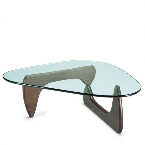 Coffee Table Salontafel 128x93 Vitra Noguchi Coffee Table