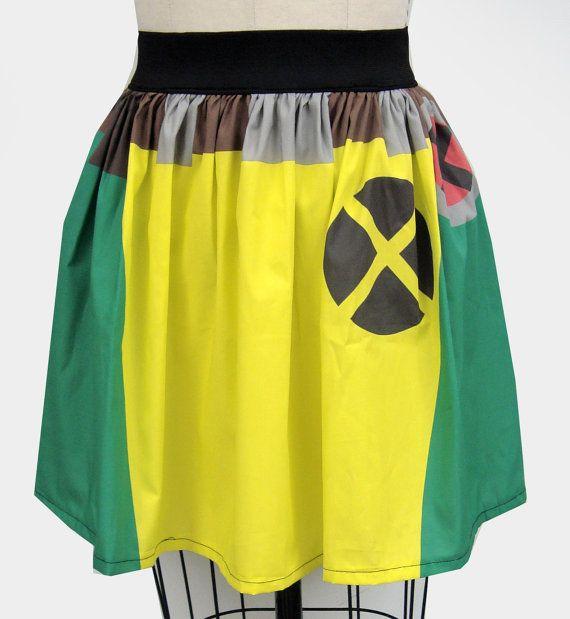 Going Rogue Full Skirt by GoChaseRabbits