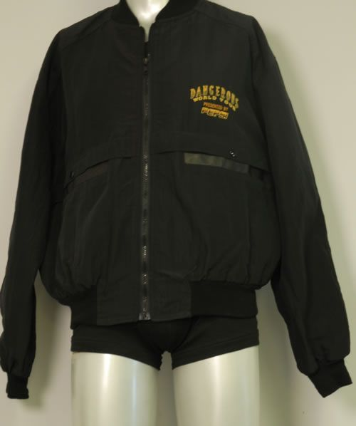 For Sale - Michael Jackson Dangerous World Tour Jacket USA  jacket - See this and 250,000 other rare & vintage vinyl records, singles, LPs & CDs at http://eil.com