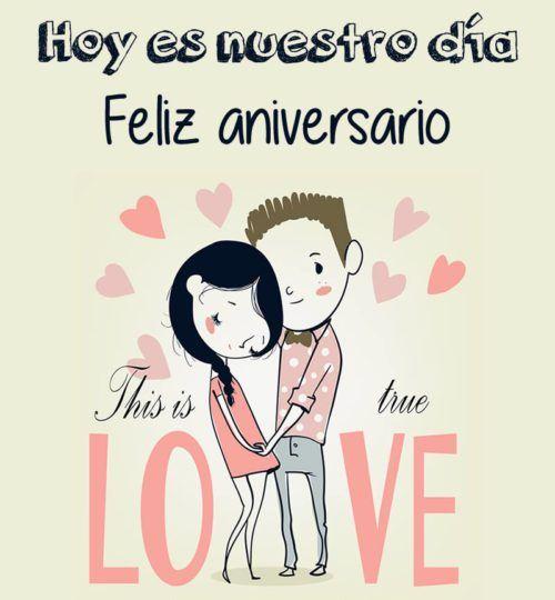 Feliz aniversario amor imagenes