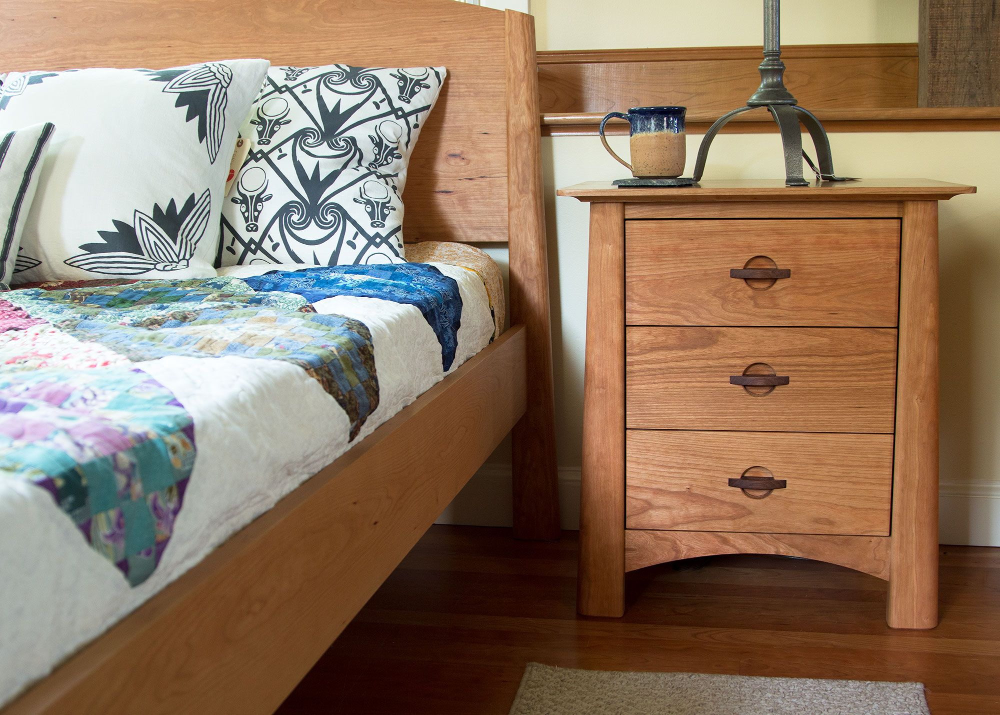 Bedroom Furniture Spot a lovely spot to put your mug on. the cherry moon 3 drawer