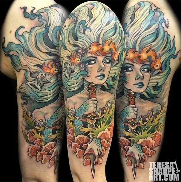 Sleeve Tattoo Generator