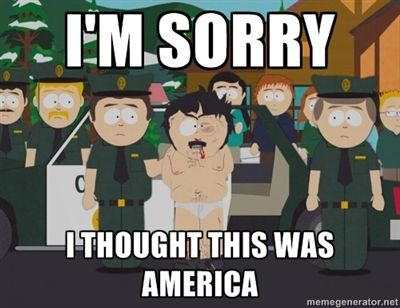 4566c4ddcef0cc844c9f10f37c186aee to those complaining about south park memes south park, funny