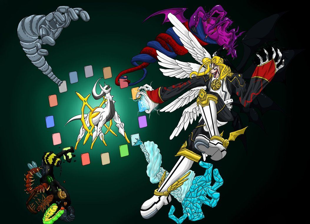 DVP IS OFFICIALLY OPEN FOR COMMISSION! RULES AND PRICES ARE IN THE FRONT PAGE. Request by Arceus VS Lucemon Fallen Mode This one took me fooorever. 9 hours total. DVP: Omnipotent (Omnimon VS Lugia)...
