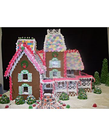 Perfect Martha Stewart Gingerbread House Recipe | ... Your Best Gingerbread Houses
