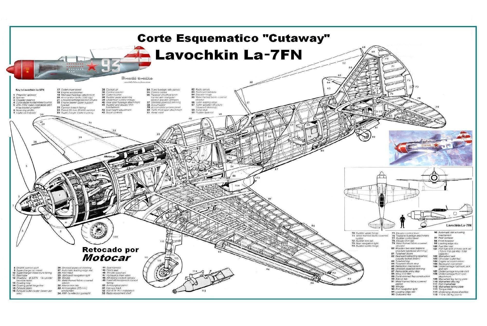 Pin On Aircarft Cutaways