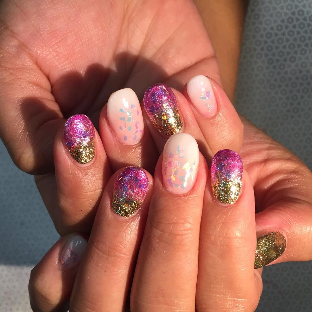 Awesome summer acrylic nail design trends