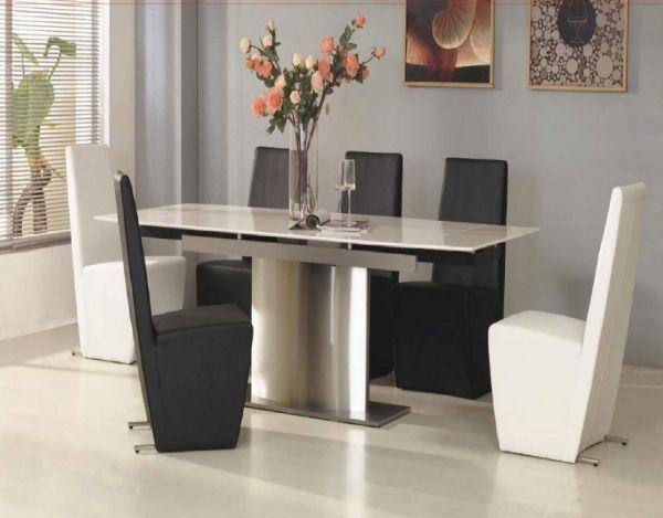 moderne esszimmerm bel 23 design ideen f r esstisch und. Black Bedroom Furniture Sets. Home Design Ideas