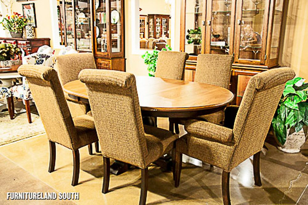 Captivating 7 piece dining set clearance