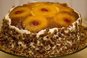 Pineapple Upside Down Cake Pineapple Upside Down Cake How Sweet Eats Dessert Recipies