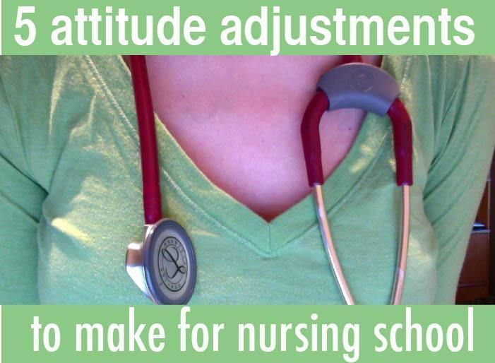 Great tips for nursing students
