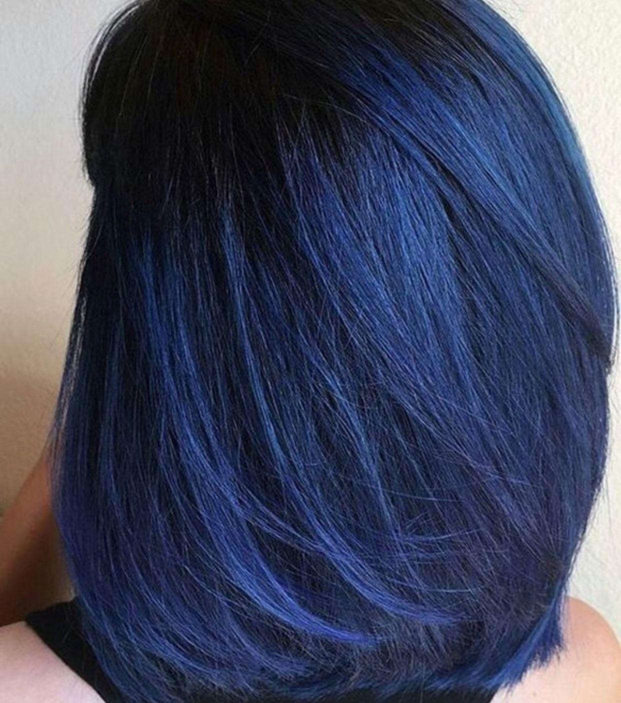 Pretty Hair Color Image By Nena Ocampo On Hair Hair Styles Dark