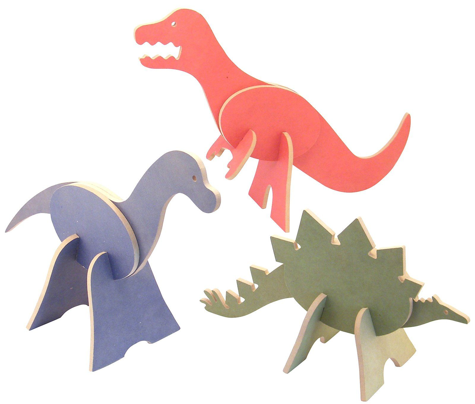Topozoo Creature Playsets Dinosaurs (15 pcs) Free