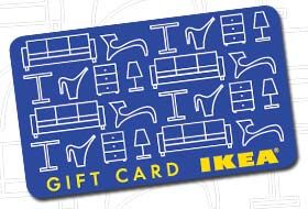 Gift Card from IKEA - just for you!!! #ikea #onlinefurnitureretailer #homeappliances #furniture #interiordesign #ikeagiftcard #ikeagiftcardoffer #freeikeagiftcardoffer #ikeacoupons #giftcards #ikeagiftcards #ikeashopper