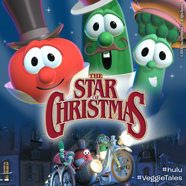 The Star of Christmas is available on hulu for free today