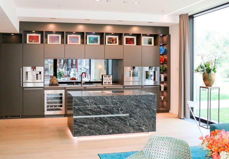 Küchenhaus süd ~ Kundenküche leicht fs lava von küchenhaus süd inspiration