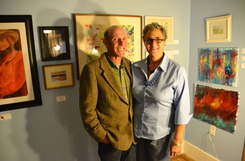 Martis art gallery has final show in Albion