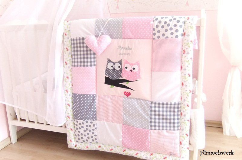 patchworkdecke baby kinderzimmer pinterest. Black Bedroom Furniture Sets. Home Design Ideas