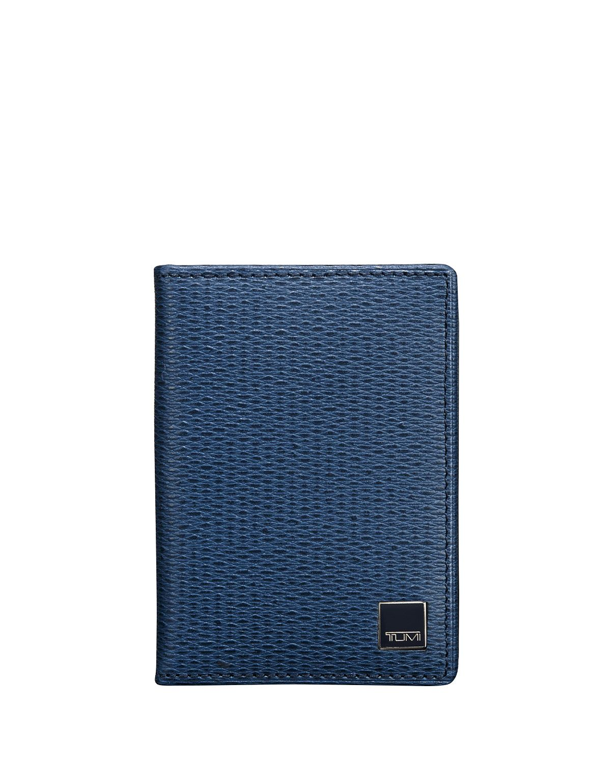 Monaco Gusseted Card Case with ID Lock Technology, Cobalt (Blue ...