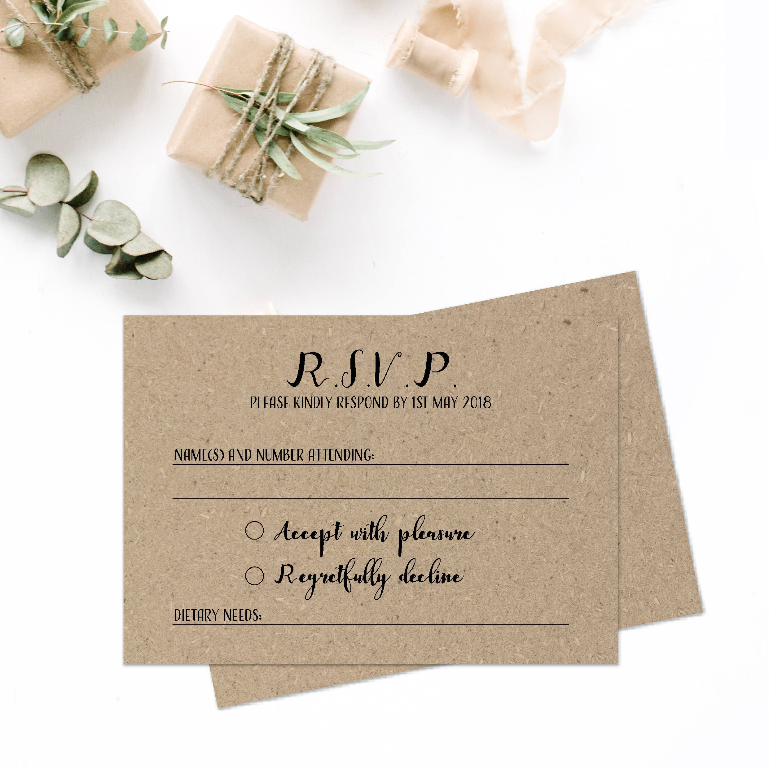 wedding invitation wedding invitations and response