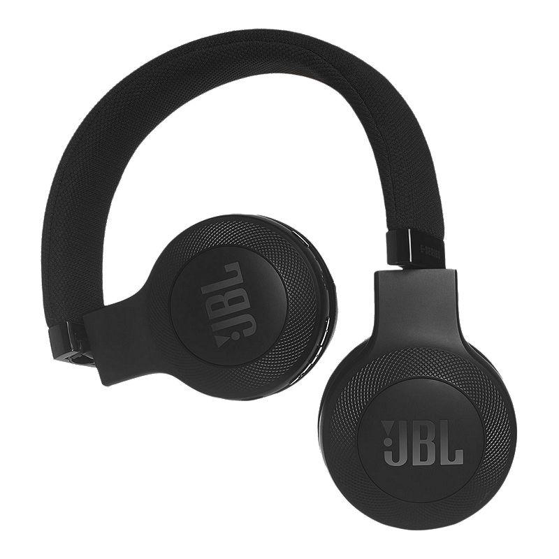 JBL E45 Wireless On Ear Headphones Black | Headphones, In