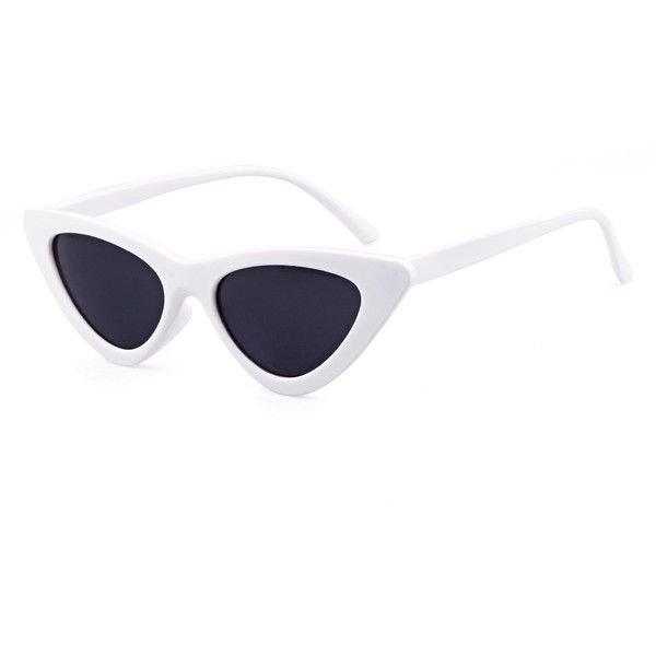 Clout Goggles Cat Eye Sunglasses Vintage Mod Style Retro Kurt Cobain ...
