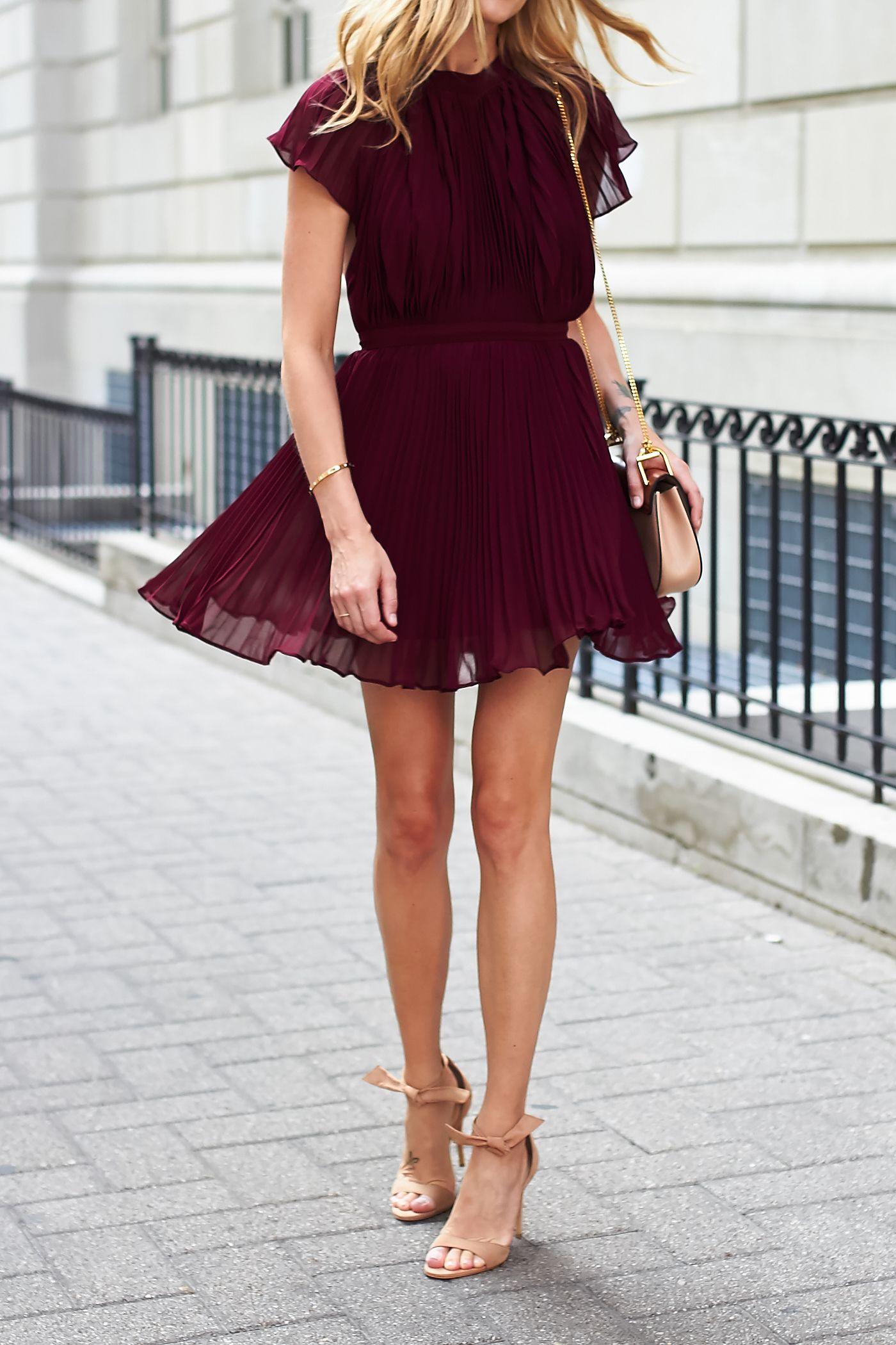 fashion-jackson-keepsake-burgundy-keepsake-come-back-pleated-mini-dress e95c472c5